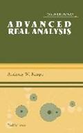 Advanced Real Analysis | Anthony W. Knapp |