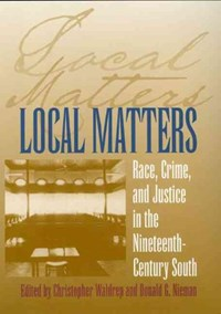 Local Matters | Christopher Waldrep |
