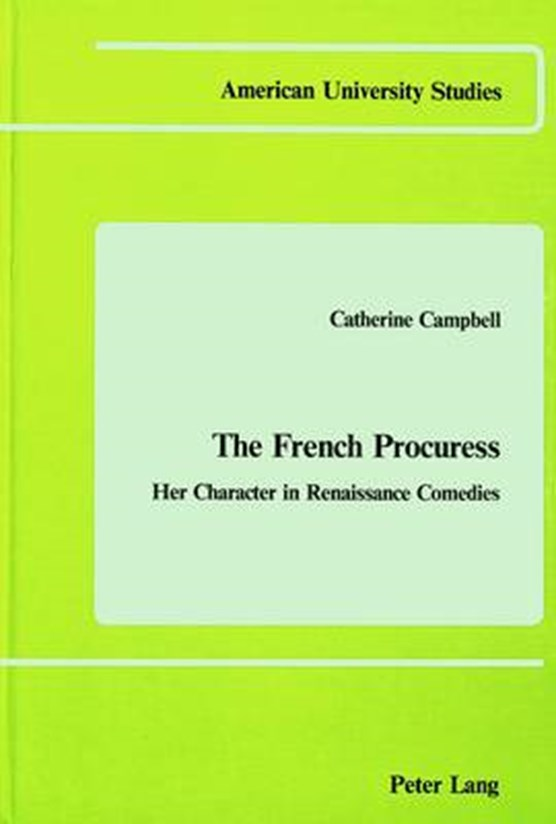 The French Procuress