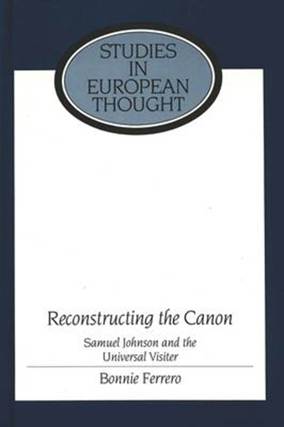 Reconstructing the Canon