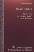 Principe y Mecenas | Nadia Patrone |