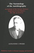 The Narratology of the Autobiography   Alexander F Zweers  