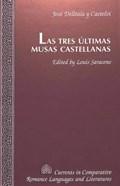 Las Tres Ultimas Musas Castellanas | Jose Delitala Y Castelvi |