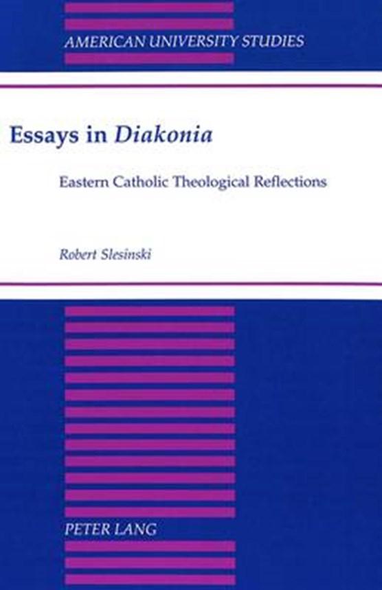 Essays in Diakonia