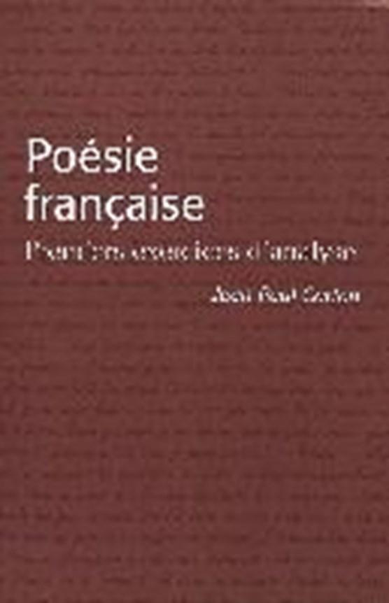 Poesie Francaise