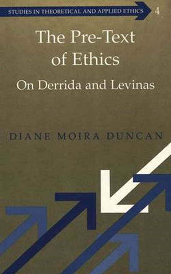 The Pre-text of Ethics
