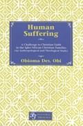 Human Suffering   Obioma Des. Obi  