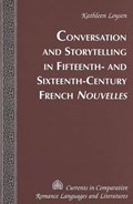 Conversations and Storytelling in 15th-16th-century French Nouvelles | Kathleen Loysen |