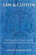 Law & Custom | David VanDrunen |
