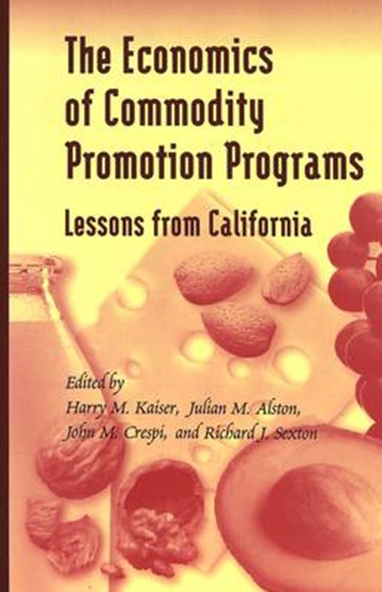 The Economics of Commodity Promotion Programs