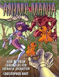 Anime Mania   Christopher Hart  