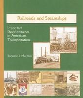Railroads and Steamships