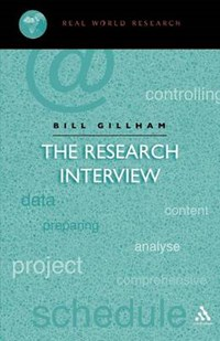 Research Interview | Bill Gillham |