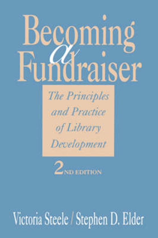 Becoming a Fundraiser