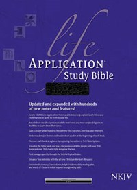 Life Application Study Bible-NKJV   auteur onbekend  