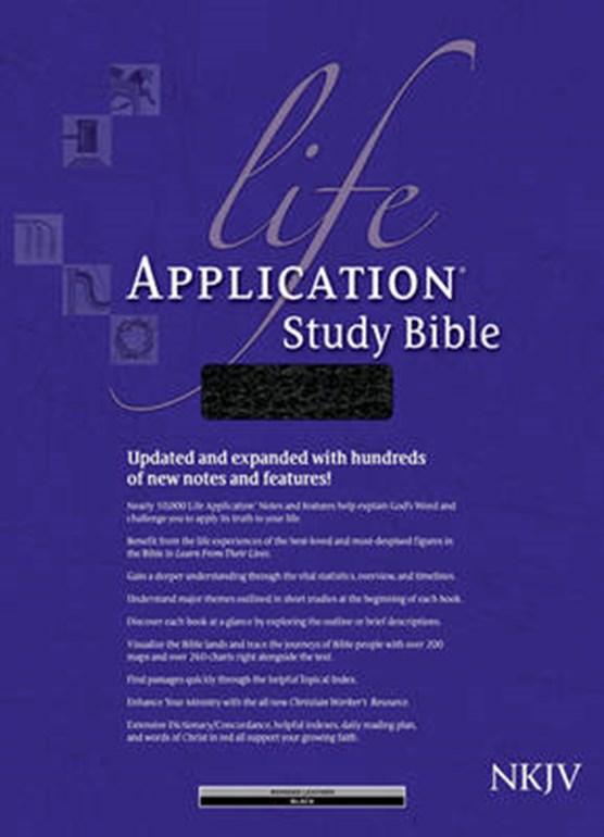 Life Application Study Bible-NKJV
