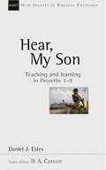 Hear, My Son   Daniel J. (author) Estes  