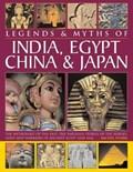 Legends & Myths of India, Egypt, China & Japan | Rachel Storm |