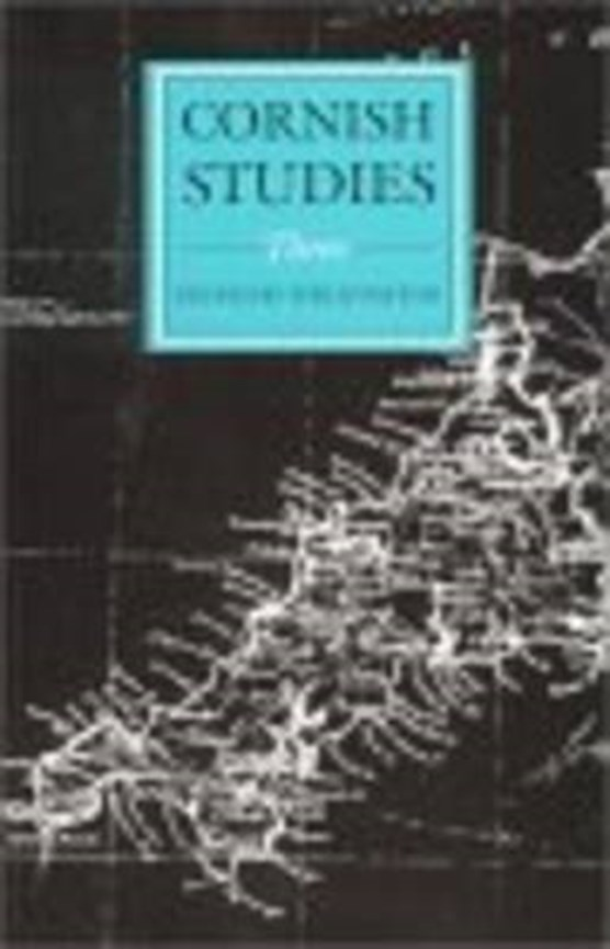 Cornish Studies Volume 3
