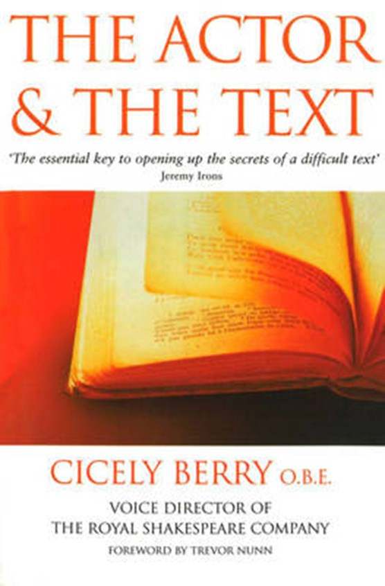 The Actor And The Text