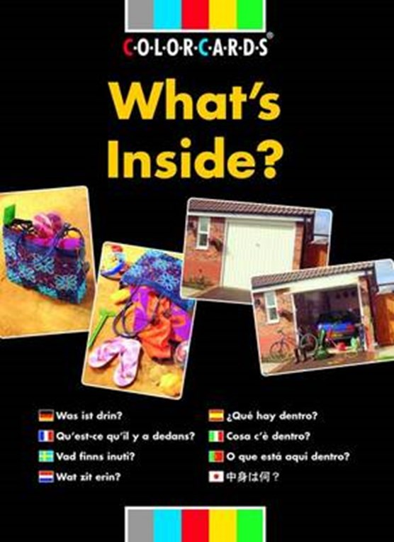 What's Inside?: Colorcards