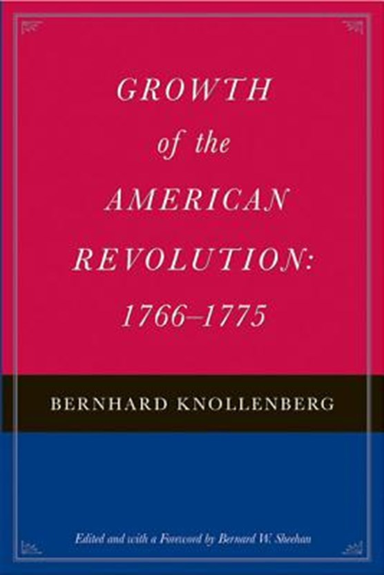 Growth of the American Revolution