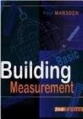 Basic Building Measurement | Paul K. Marsden |