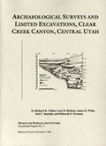 ARC Survey Clear Creek, Op #3 | Richard K Talbot |