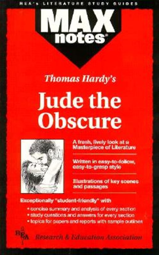 MAXnotes Literature Guides: Jude the Obscure