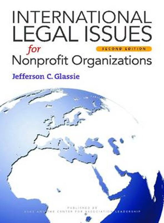 International Legal Issues for Nonprofit Organizations