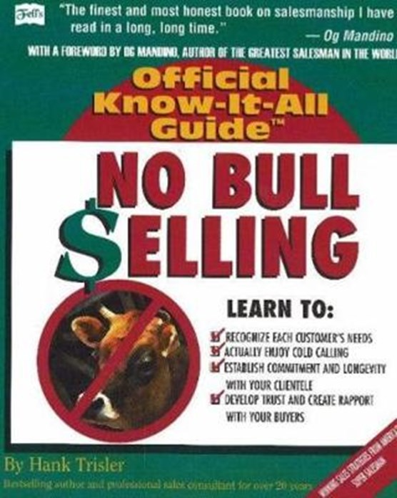 No Bull Selling