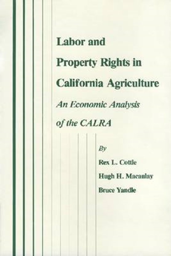 Labor and Prop Rights in Ca AG
