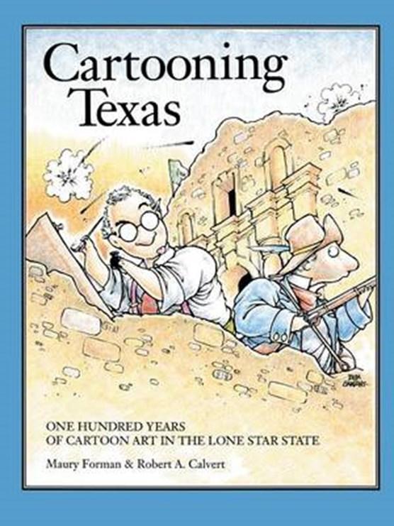 Cartooning Texas