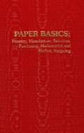 Paper Basics   David Saltman  