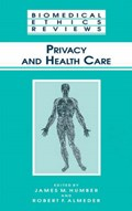 Privacy and Health Care   auteur onbekend  