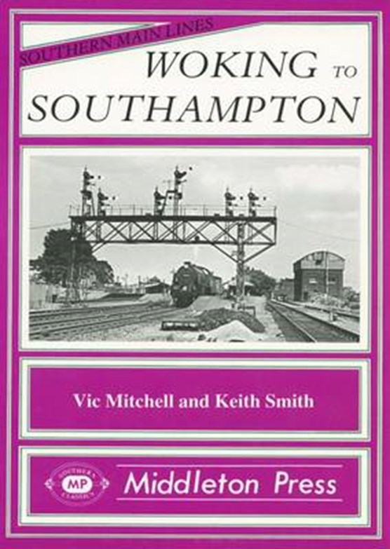 Woking to Southampton