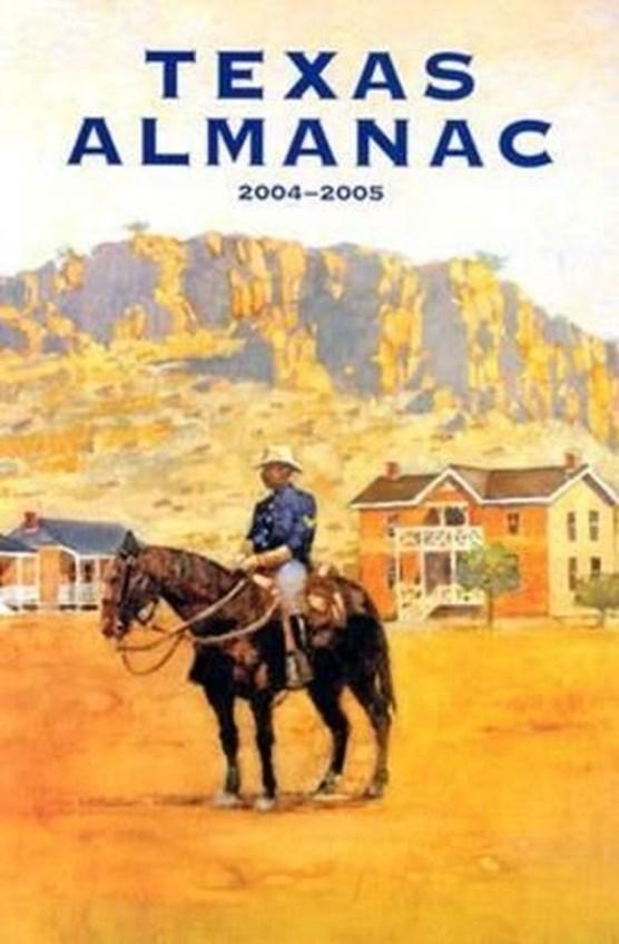 Texas Almanac 2004-2005