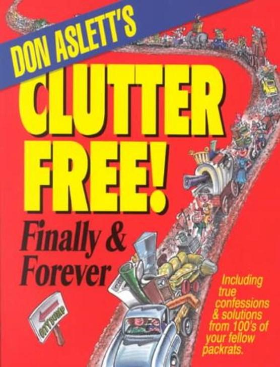 Don Aslett's Clutter-Free!