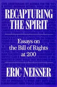 Recapturing the Spirit   Eric Neisser  