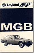 MG MGB Tourer and GT Tuning | auteur onbekend |