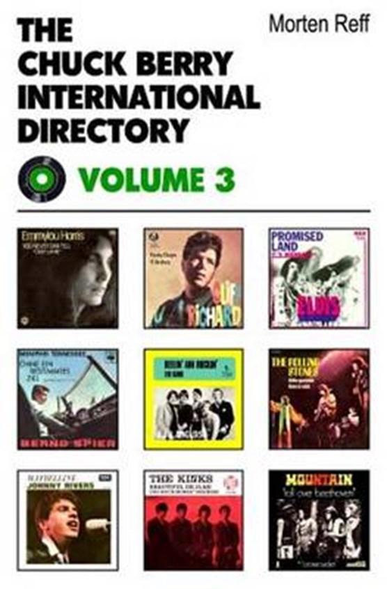 Reff, M: Chuck Berry International Directory