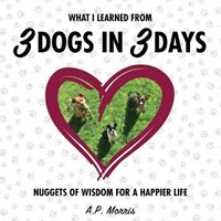 What I Learned from 3 Dogs in 3 Days | A P Morris |
