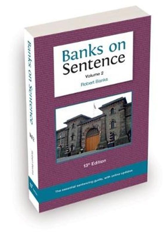 Banks on Sentence 2018 Volume Two