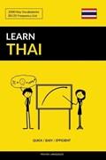 Learn Thai - Quick / Easy / Efficient | Pinhok Languages |