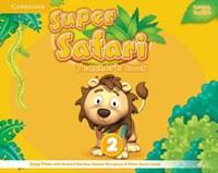 Super Safari Level 2 Teacher's Book | Lucy Frino |