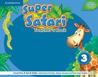 Super Safari Level 3 Teacher's Book   Lucy Frino  