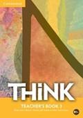 Think Level 3 Teacher's Book | Hart, Brian ; Puchta, Herbert ; Stranks, Jeff ; Lewis-Jones, Peter |