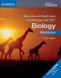 Cambridge IGCSE (R) Biology Workbook   Jones, Mary ; Jones, Geoff  