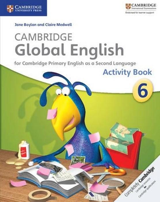 Cambridge Global English Stage 6 Activity Book