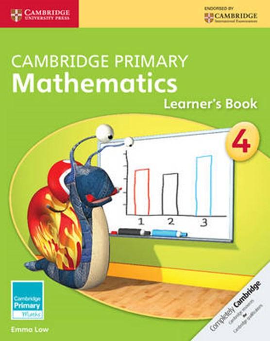 Cambridge Primary Mathematics Stage 4 Learner's Book 4